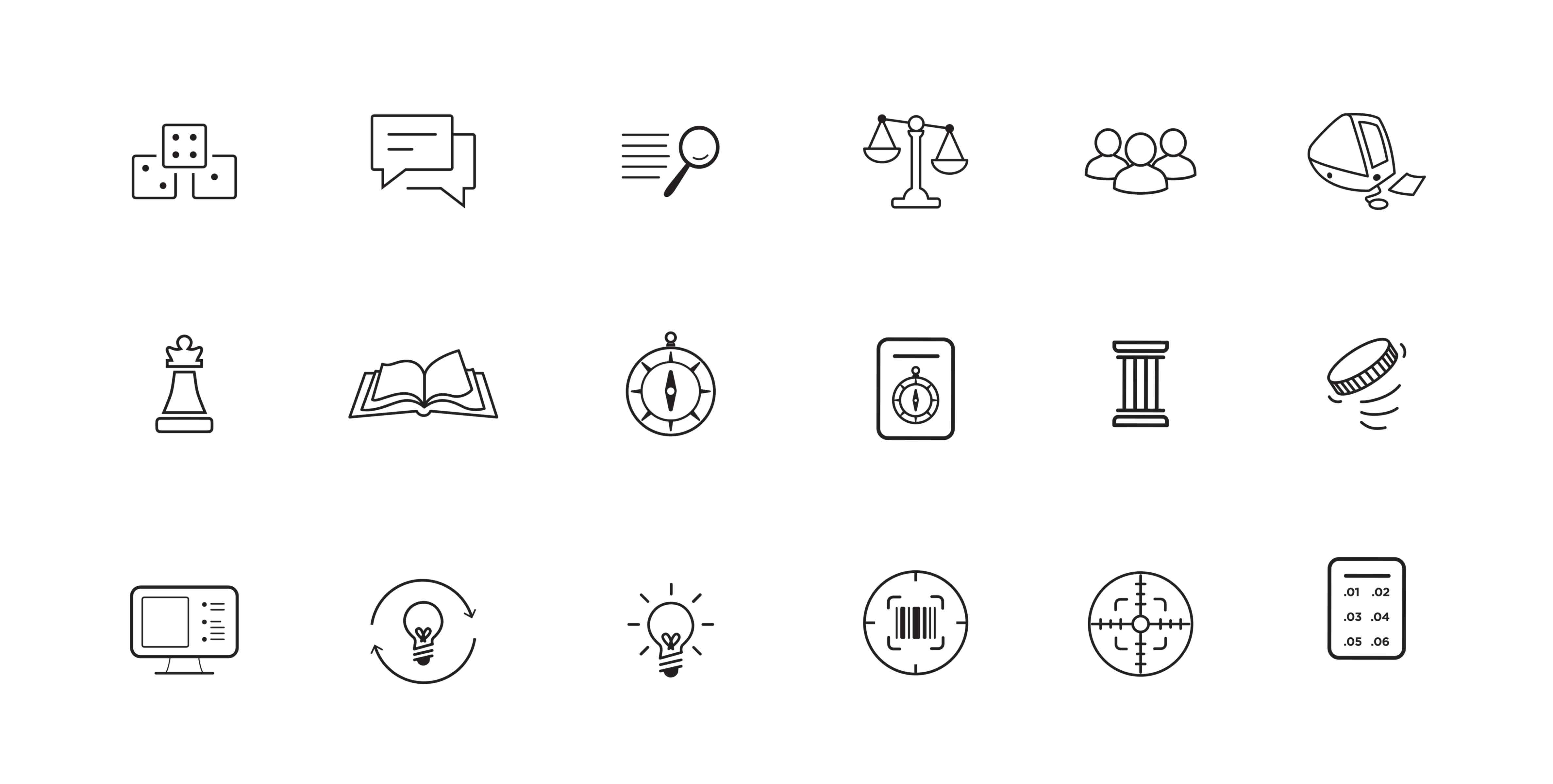 Makibie-icons